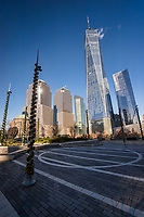 Liberty Park & World Trade Center