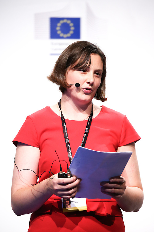 20160615 - Brussels , Belgium - 2016 June 15th - European Development Days - My city , my right - Towards inclusive and equitable urban spaces for women - Anna Leach - Journalist Guardian Global Development Professionals Network © European Union