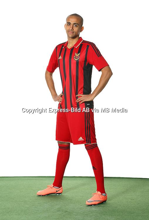 Walid Atta Blue<br /> Helfigur<br /> @Leverans<br /> Allsvenskan 2016<br /> Fotboll