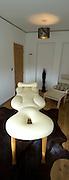 Hot Stone massage room at fitness studio in Westbury Park Bristol
