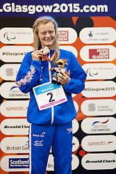 RUSSEL Hannah GBR at 2015 IPC Swimming World Championships -  Women's 100m Freestyle S13