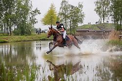 Boonen Luc, BEL, Addo<br /> LRV Nationale finale AVEVE Eventing Cup<br /> Minderhout 2018<br /> © Hippo Foto - Dirk Caremans<br /> 29/04/2018