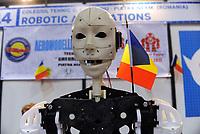 MAKER FAIRE MOSTRA DELL'INNOVAZIONE  ROBOT
