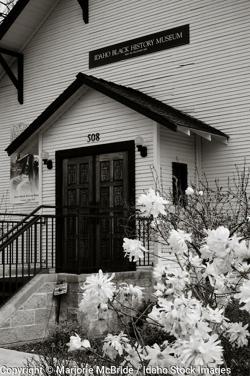 Idaho Black history Museum, Boise
