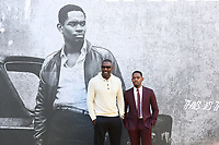 Idris Elba, Aml Ameen, Yardie - UK premiere, BFI Southbank, London, UK, 21 August 2018, Photo by Richard Goldschmidt