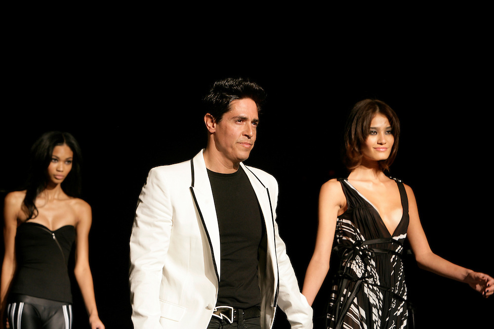 Rock & Republic Spring/Summer 2009 runway show Sept 6, 2008 New York Mercedes Benz Fashion Week