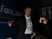 Giorgio Gori, candidato alle elezioni regionali della Lombardia per la coalizione di centro-sinistra, durante la presentazione della lista 'Gori Presidente'. Milano, 7 febbraio 2018. Guido Montani / OneShot<br /> <br /> Giorgio Gori, center-left candidate to the presidency of Lombardy attends the presentation of the list 'Gori Presidente'. Milan, 7 february 2018. Guido Montani / OneShot