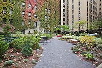 Garden at 205 West 89th Street