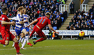 Reading v Blackburn Rovers 20/12/2015