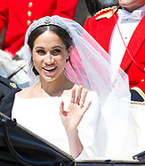 Meghan Markle & Prince Harry Wedding1