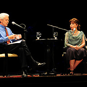NHPR's Jon Greenberg interviews Isabel Allende at The Music Hall