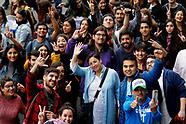 Pre candidatos a las elecciónes en Chile