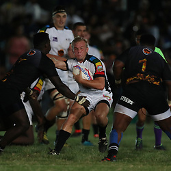 General views during the match between UKZN Impi vs WSU All Blacks (Walter Sisulu University) at Howard College campus in Durban: Monday 12 March   (Photo by Steve Haag)