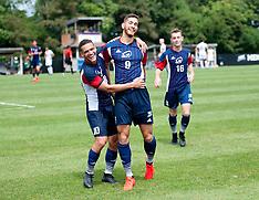 2016-08-28 Robert Morris Men's Soccer vs. Cleveland State