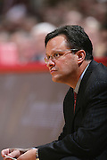 BLOOMINGTON, IN - FEBRUARY 4: Indiana Hoosiers head coach Tom Crean during a game against the Iowa Hawkeyes at Assembly Hall on February 4, 2009 in Bloomington, Indiana. (Photo by Joe Robbins)