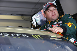November 17, 2018 - Homestead, Florida, U.S. - Ryan Newman (31) hangs out in the garage prior to second practice for the Ford 400 at Homestead-Miami Speedway in Homestead, Florida. (Credit Image: © Justin R. Noe Asp Inc/ASP)