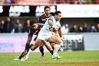 Anthony Tuitavake - 14.03.2015 - Toulouse / Montpellier - 20e journee Top 14<br /> Photo : Manuel Blondeau / Icon Sport