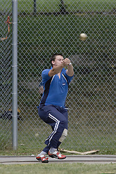 Bestpalov, Alexander competing in senior men's hammer throw  at the 2007 OTFA Junior-Senior Championships held in Ottawa from 30 June to July 1.