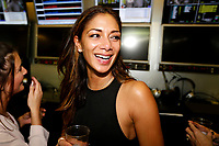 NICOLE SCHERZINGER - LEWIS HAMILTON GIRLFRIEND - AMBIANCE PORTRAIT  during the 2014 Formula One World Championship, Abu Dhabi Grand Prix from November 20th to 22nd 2014 in Yas Marina. Photo Jean Michel Le Meur / DPPI.