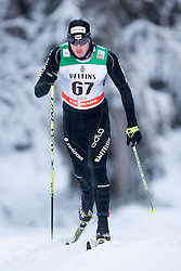 30.11.2014, Nordic Arena, Ruka, FIN, FIS Weltcup Langlauf, Kuusamo, 15 km Herren, im Bild Gianluca Cologna (SUI) // Gianluca Cologna of Switzerland during Mens 15 km Cross Country Race of FIS Nordic Combined World Cup at the Nordic Arena in Ruka, Finland on 2014/11/30. EXPA Pictures © 2014, PhotoCredit: EXPA/ JFK