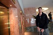 Achille Polonara<br /> Nazionale Italiana Maschile Senior - Arrivo al Ritiro di Torino<br /> FIP 2017<br /> Torino, 20/11/2017<br /> Foto M.Ceretti / Ciamillo-Castoria