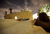 Israel News - Jewish visit Joshua Ben Nun Tomb at Kifl Hareth