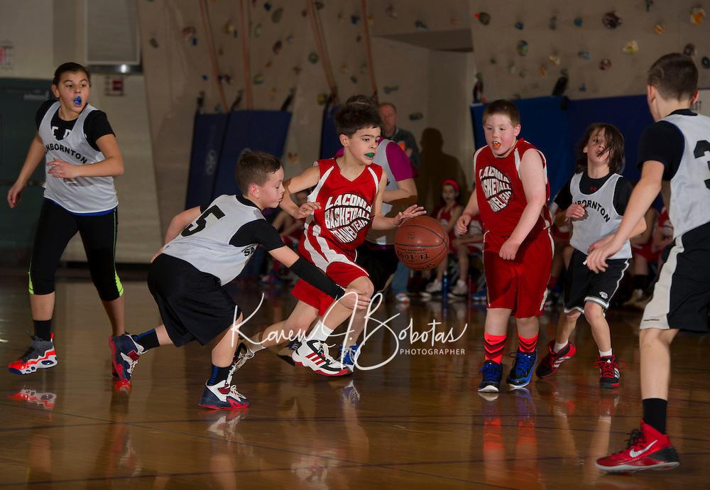 Francoeur Babcock Memorial Basketball Tournament.  Karen Bobotas for the Laconia Daily Sun