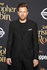 'Christopher Robin' Los Angeles Premiere - Red Carpet 07-30-2018
