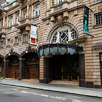 ENO Theatre on St Martin's Lane;<br />