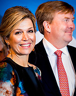27-1-2018 LEEUWARDEN - King Willem-Alexander and Queen M&aacute;xima perform the official opening act of Leeuwarden-Frysl&acirc;n 2018, European Capital of Culture (LF2018)Since 1985, two European cities have been elected European Capital of Culture annually, intended to show the richness and diversity of European cultures. The capitals establish a program that consists of events that put the historical and cultural heritage in the spotlight.<br />  ROBIN UTRECHT<br /> <br /> LEEUWARDEN - Koning Willem-Alexander en koningin Maxima verrichten de officiele openingshandeling van Leeuwarden-Fryslan 2018, Culturele Hoofdstad van Europa.