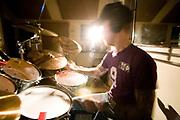 Grindstone Studio, nr Ipswich, UK. 20/03/07
