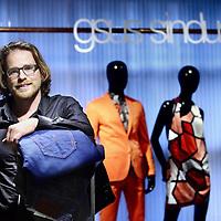 Nederland, Amsterdam , 10 oktober 2012..Jean-Pierre Raes, algemeen directeur van het Nederlandse modemerk Gsus..Foto:Jean-Pierre Jans