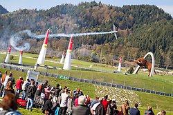 25.10.2014, Red Bull Ring, Spielberg, AUT, Red Bull Air Race, Training Session Master Class, im Bild Hannes Arch, (AUT) // during the Red Bull Air Race Championships 2014 at the Red Bull Ring in Spielberg, Austria, 2014/10/25, EXPA Pictures © 2014, PhotoCredit: EXPA/ M.Kuhnke