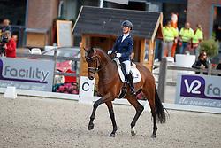 Cornelissen Adelinde, NED, Goodman rwp<br /> Nederlands Kampioenschap Dressuur <br /> Ermelo 2017<br /> © Hippo Foto - Dirk Caremans<br /> 15/07/2017