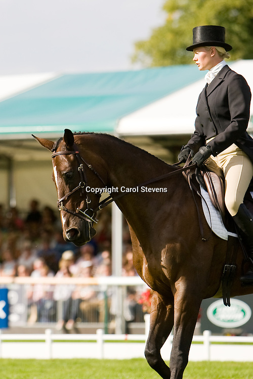 Land Rover Burghley Horse Trials 2020   Dressage Day 2