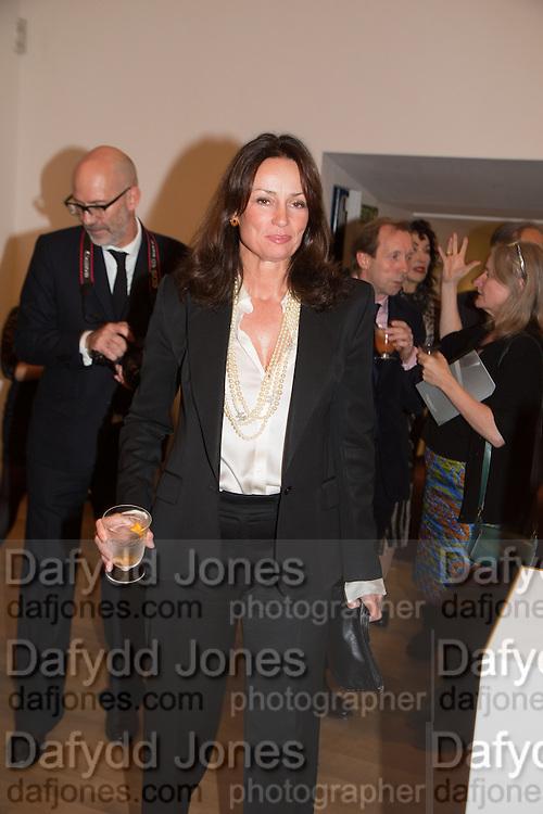 TRISH SIMONON, Gala Opening of RA Now. Royal Academy of Arts,  8 October 2012.
