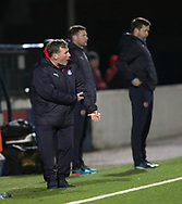 Dundee FC Head of Youth development Jimmy Boyle - Dundee v Hearts in the SPFL Development League at Links Park in  Montrose : Image &copy; David Young<br /> <br />  - &copy; David Young - www.davidyoungphoto.co.uk - email: davidyoungphoto@gmail.com