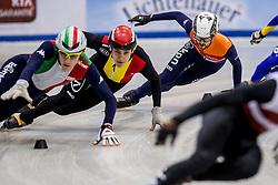 13-01-2018 DUI: ISU European Short Track Championships 2018 day 2, Dresden<br /> Itzhak de Laat NED #65