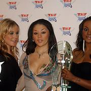 TMF awards 2004, Sugar Babes, Heidi Range, Muyta, Keisha Buchanan
