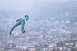 22.02.2019, Bergiselschanze, Innsbruck, AUT, FIS Weltmeisterschaften Ski Nordisch, Seefeld 2019, Skisprung, Herren, im Bild Michael Hayboeck (AUT) // Michael Hayboeck of Austria during the men's Skijumping of FIS Nordic Ski World Championships 2019. Bergiselschanze in Innsbruck, Austria on 2019/02/22. EXPA Pictures © 2019, PhotoCredit: EXPA/ Dominik Angerer
