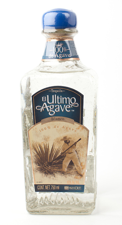 El Ultimo Agave blanco -- Image originally appeared in the Tequila Matchmaker: http://tequilamatchmaker.com