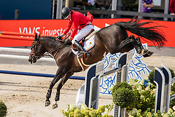 Guery Jerome, BEL, Quel Homme de Hus<br /> European Championship Jumping<br /> Rotterdam 2019<br /> © Dirk Caremans
