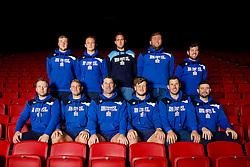 Community Staff of the Bristol Sport Foundation pose for a group photo - Mandatory byline: Rogan Thomson/JMP - 07966 386802 - 22/10/2015 - RUGBY UNION - Ashton Gate Stadium - Bristol, England - Bristol Sport Foundation Head Shots.