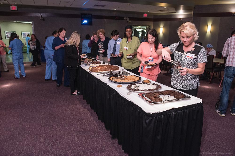 Photos taken Thursday, May 21, 2015 at Baptist Health in Lexington, Ky. (Photo by Brian Bohannon/Videobred for Baptist Health)