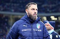 Milano - Play off Qualificazioni Russia 2018   -  Italia-Svezia  nella  foto: Daniele De Rossi