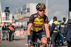 TANKINK Bram of Team LottoNL-Jumbo after the UCI WorldTour 103rd Liège-Bastogne-Liège from Liège to Ans with 258 km of racing at Ans, Belgium, 23 April 2017. Photo by Pim Nijland / PelotonPhotos.com | All photos usage must carry mandatory copyright credit (Peloton Photos | Pim Nijland)