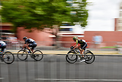 Lucy Kennedy (AUS) during Stage 4 of 2020 Santos Women's Tour Down Under, a 42.5 km road race in Adelaide, Australia on January 19, 2020. Photo by Sean Robinson/velofocus.com