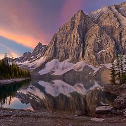 Floe Lake - Rockwall - Kootney National Park - British Columbia