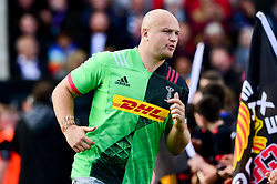 Tom Lawday of Harlequins - Mandatory by-line: Ryan Hiscott/JMP - 19/10/2019 - RUGBY - Sandy Park - Exeter, England - Exeter Chiefs v Harlequins - Gallagher Premiership Rugby