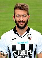 Italian League Serie B_2015-2016 / <br /> ( Ascoli Picchio F.C. 1898 ) - <br /> Michele Canini